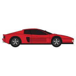 Ferrari Testarossa / 512