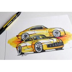 Croquis Buick