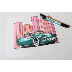 Croquis Buick