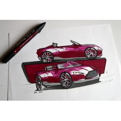 Croquis Ford