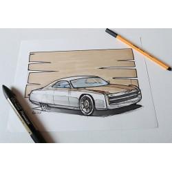 Croquis Chrysler