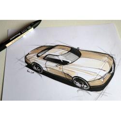 Croquis Mazda