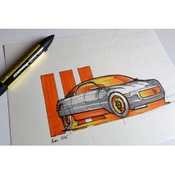 Croquis Mercedes