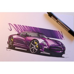 croquis TVR